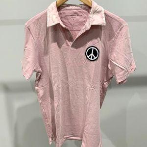 John Varvatos Men's Collar Shirt